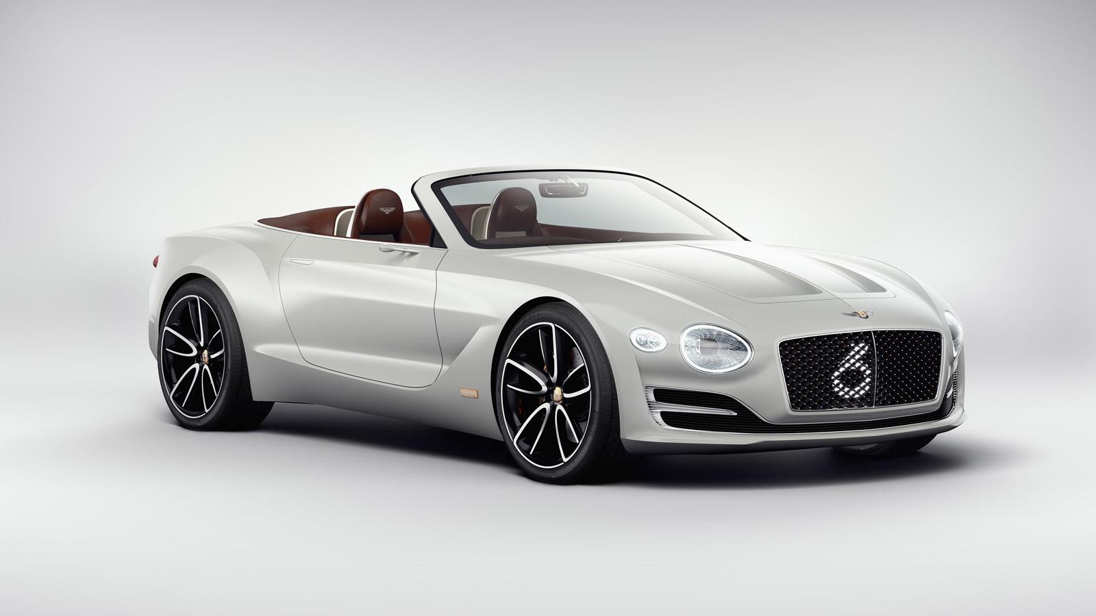 Foto de Bentley EXP 12 Speed 6e concept (2/11)