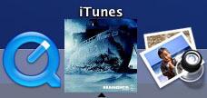 DockArt: Las portadas en el icono de iTunes