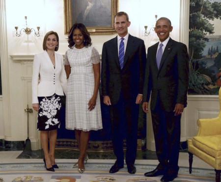 Letiza Cumpleanos Obama