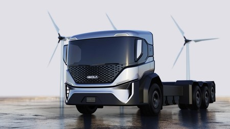Nikola planea fabricar 2.500 camiones de basura eléctricos basados en el Nikola Tre en EEUU