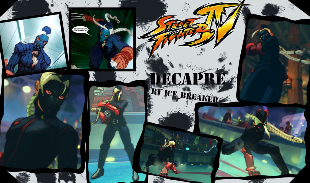 Foto de 'Street Fighter IV' mods de personajes (5/23)