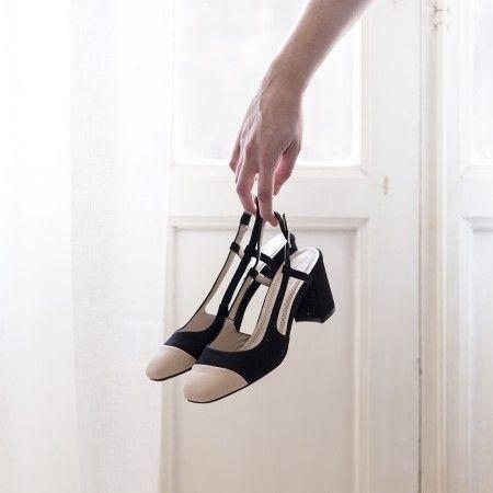 Lis Zapato Negro