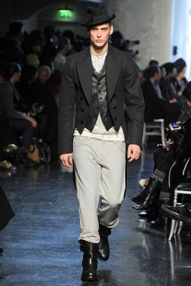 Jean Paul Gaultier Otoño-Invierno 2012/2013 en la Semana de la Moda de París