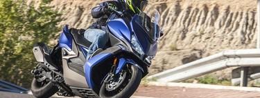 Probamos el Kymco Xciting S 400: un scooter deportivo de 6.399 euros que convence y aún puede mejorar