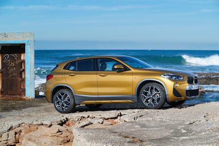 BMW X2 2018 estática lateral