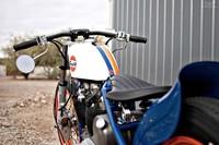 Gulf y Harley, rara combinación