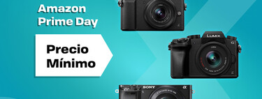 """Tres cámaras para """"dar el salto"""" al mundo sin espejo por un precio mínimo gracias al Amazon Prime Day 2021"""
