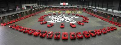 Ferrari celebra tres décadas en Hong Kong