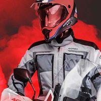 ACERBIS X-Tour: una chaqueta de corte aventurero y funcional para utilizar todo el año por 299,95 euros