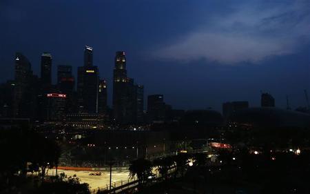 El futuro del Gran Premio de Singapur confirmado hasta el 2017