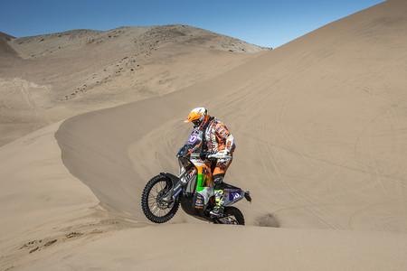 Laia Sanz Atacama Rally 2017 4