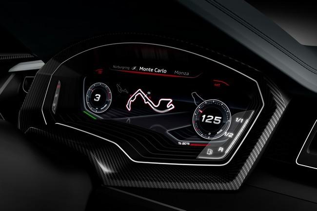 Foto de Audi Quattro Sport e-tron Concept (2/10)