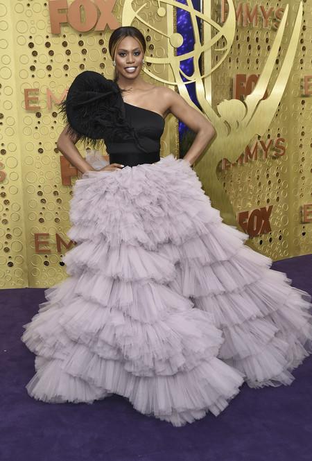 Laverne Cox Monsoori Premios Emmy 2019 01