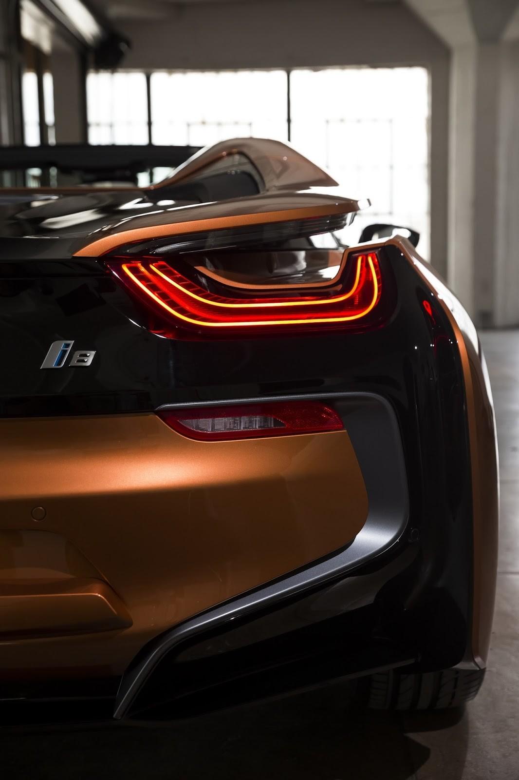 Foto de BMW i8 Roadster (primeras impresiones) (8/30)