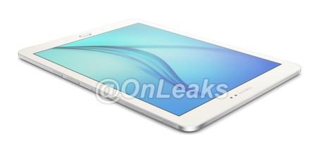 Galaxy Tab S2, se filtra la primera imagen del nuevo tablet premium de Samsung