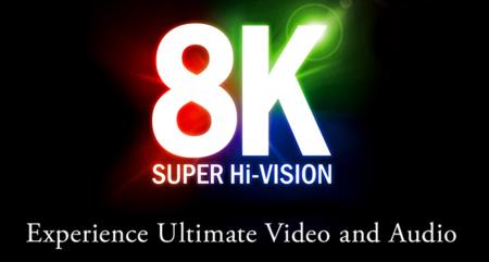 No pienses que tu flamante tele 4K estará a la última mucho tiempo, los paneles 8K están a la vuelta de la esquina