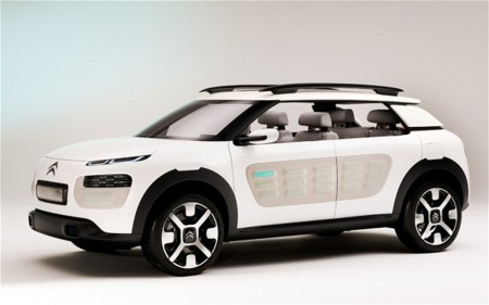 Citroën se reinventa con el nuevo C4 Cactus