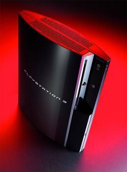 Playstation 3 con disco duro de 120 GB en la mente de Sony