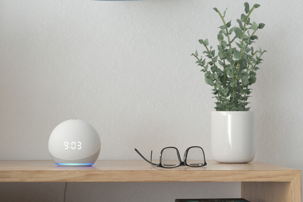 Nuevos Amazon Echo, Echo Dot y Echo Show 10: inteligencia artificial, más potencia, menos consumo y esféricos