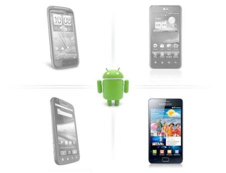 """Samsung Galaxy SII arrasa en las votaciones de nuestra encuesta """"doble núcleo"""""""