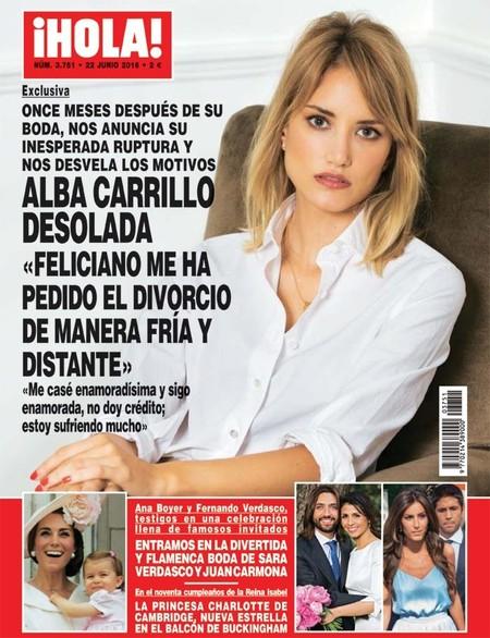 Alba Divorcio