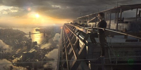 Escena The Walk El Desafio