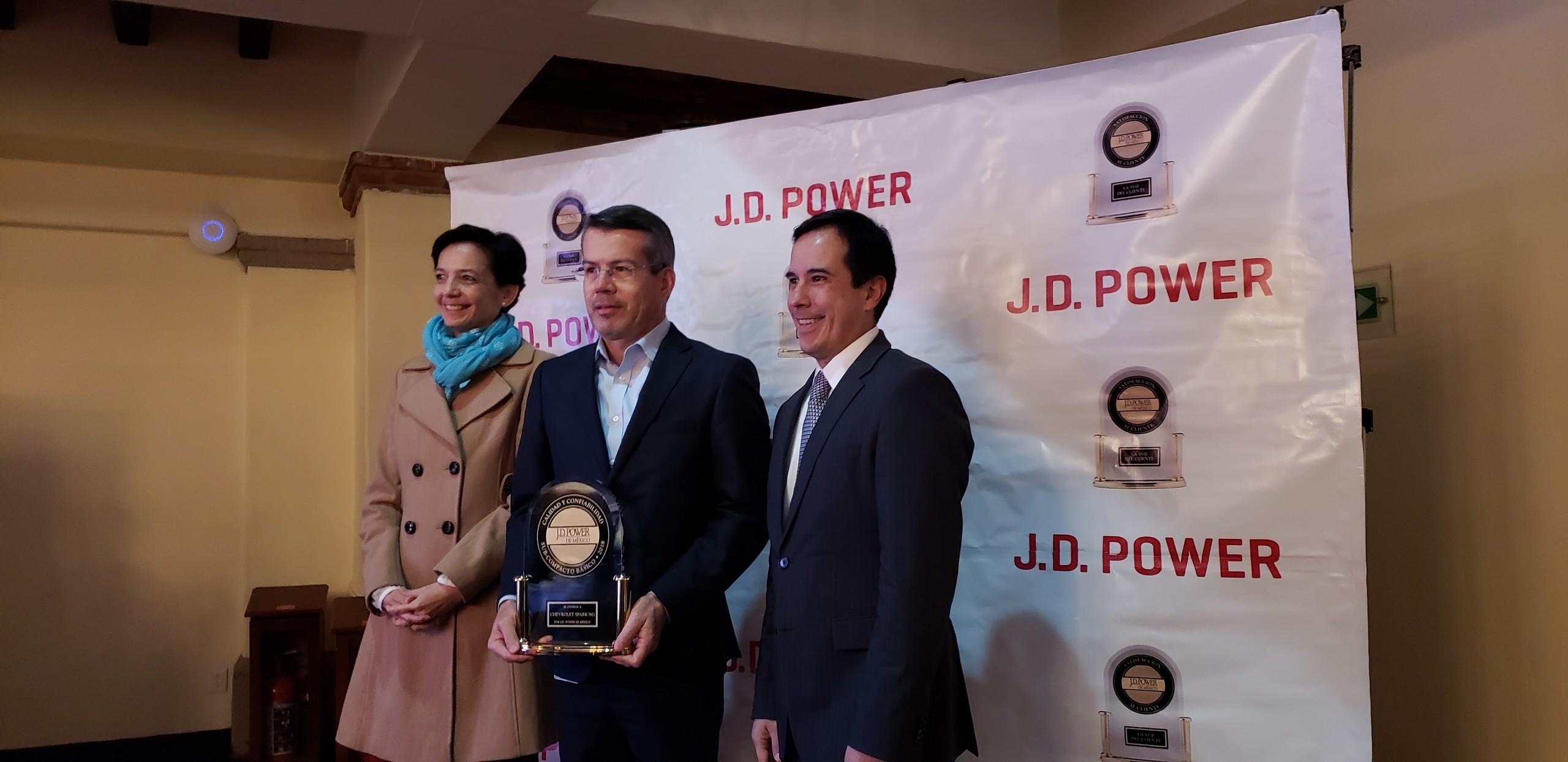 Foto de Estudio de Confiabilidad de J.D. Power 2018 (11/14)