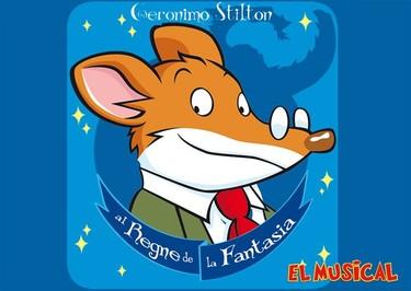 El musical de Geronimo Stilton llega a Madrid