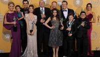 'Modern Family' y 'Boardwalk Empire' repiten victorias en los premios del SAG