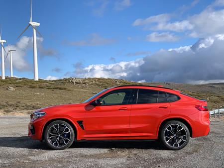 BMW X4 M Competition 2020 (prueba)