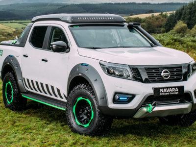 Nissan Navara EnGuard Concept: ¡Al rescate!