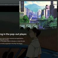 Netflix estaría probando un nuevo modo de Picture in Picture para la visualización en ordenadores