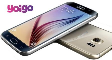 Precios Samsung Galaxy S6 y Samsung Galaxy S6 edge con Yoigo