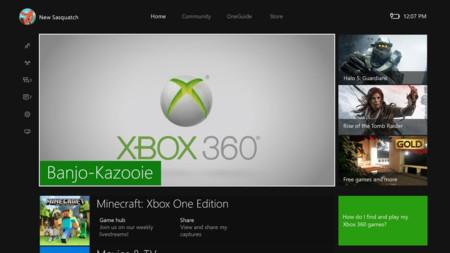 La actualización del Xbox One está aquí: retrocompatibilidad y grandes mejoras de rendimiento