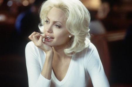 Angelina Jolie puede ser Marilyn según su perro