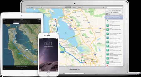 Apple adquiere Coherent Navigation, sigue reforzando sus servicios de mapas y navegación