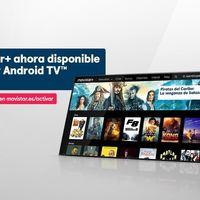 Las smart TV de Sony desde 2015 ya son compatibles con la aplicación de Movistar+