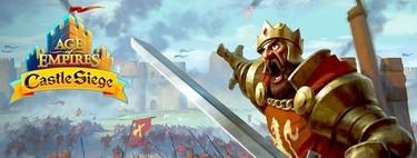 Age of Empires: Castle Siege: primeras impresiones