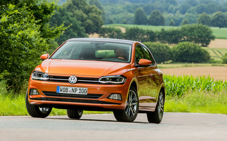 Volkswagen Golf TGI 2019 y Volkswagen Polo TGI 2019