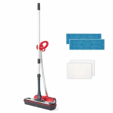 El limpiador de suelos con vapor Polti Moppy está rebajado a 91,99 euros con envío gratis en Amazon