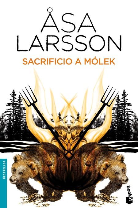 Sacrificio A Molek 9788432223495