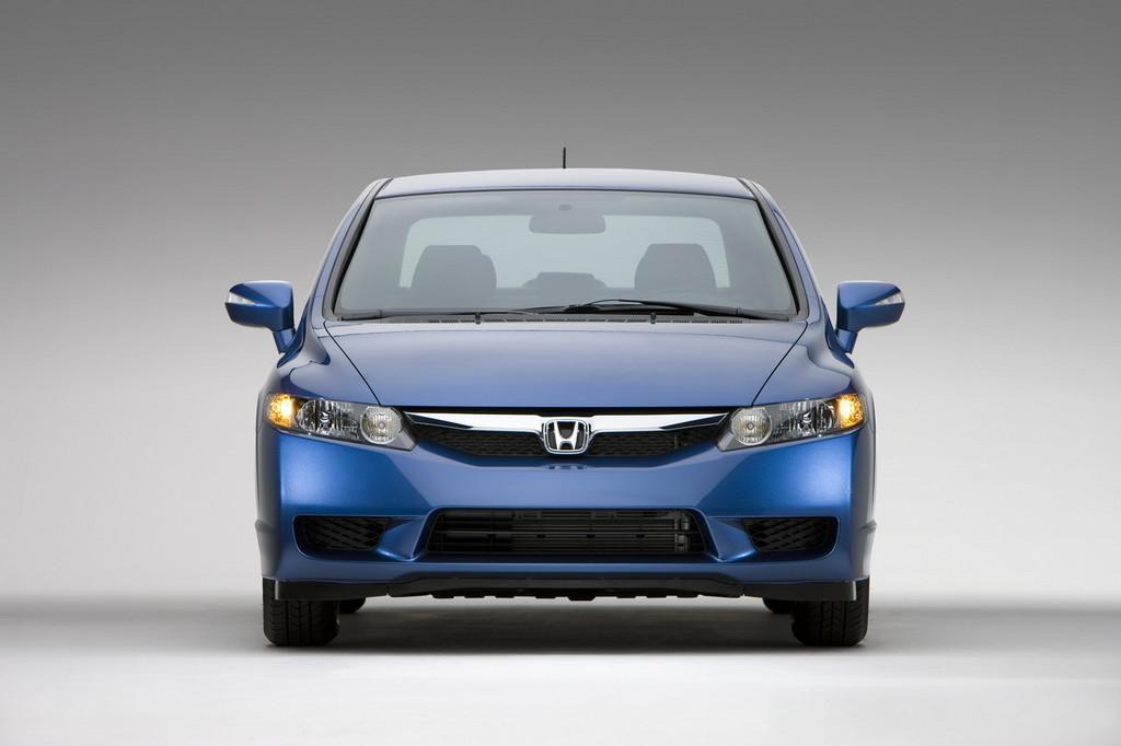 Foto de Honda Civic Hybrid 2009 (1/24)