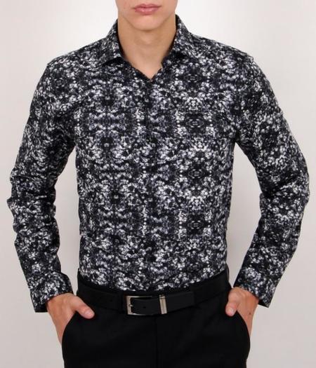 Camisas print otoño invierno hombre 2014