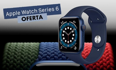 El Apple Watch Series 6 sale 30 euros más barato en las Apple Hours de MediaMarkt