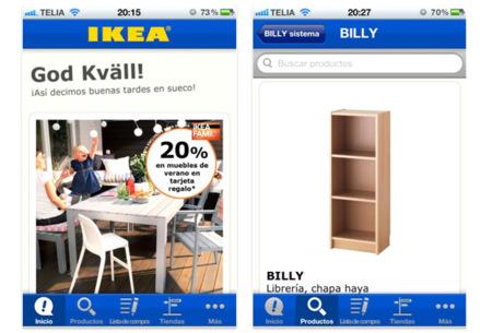 Ikea lanza una nueva aplicación para comprar desde el móvil