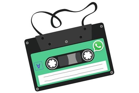 WhatsApp prepara un reproductor global para las notas de voz, similar al de Telegram