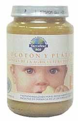 Carrefour Eco: línea de alimentos ecológicos para bebés