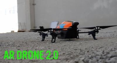 AR Drone 2.0, lo hemos probado (con vídeo)