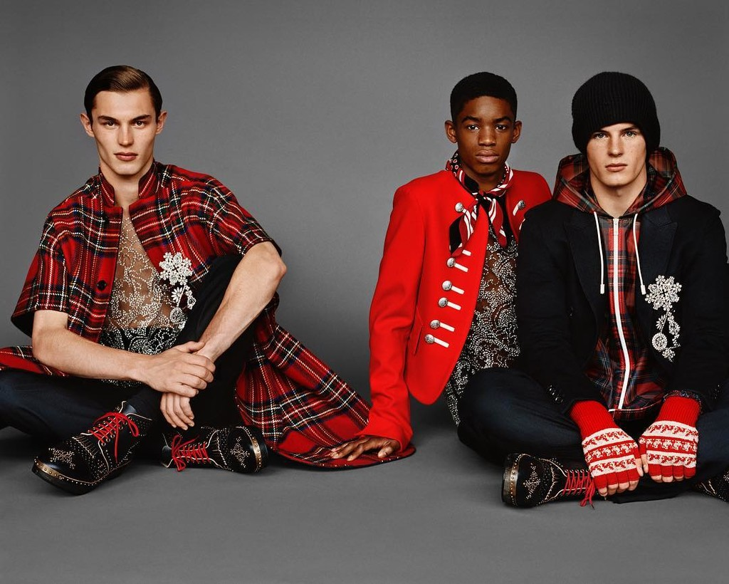Burberry Fall Winter 2017 September Collection Campaign 2