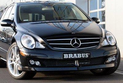 Mercedes Clase R Brabus
